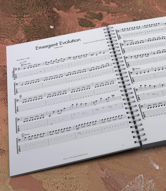 Diluvium | Bass Tablature Book