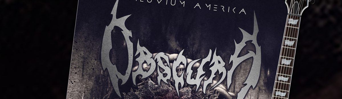OBSCURA   Diluvium Amerika Tour – Tickets on Sale & win a brand new ESP Guitar