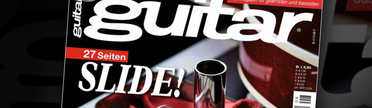 """OBSCURA   """"Diluvium"""" – 4,5/5 Review and In Depth Interview at Guitar Germany"""