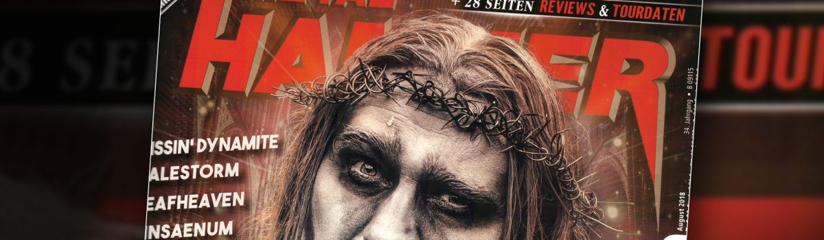 OBSCURA | Diluvium – 6/7 Review and #2 Soundcheck at Metal Hammer Germany