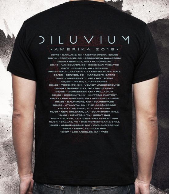 Obscura   Diluvium Amerika Tour TS