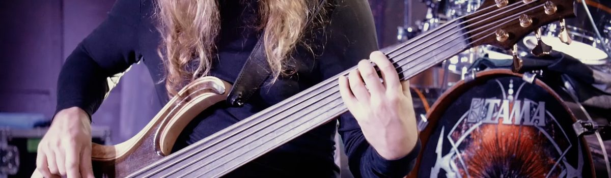 OBSCURA   New Bass Playthrough Video