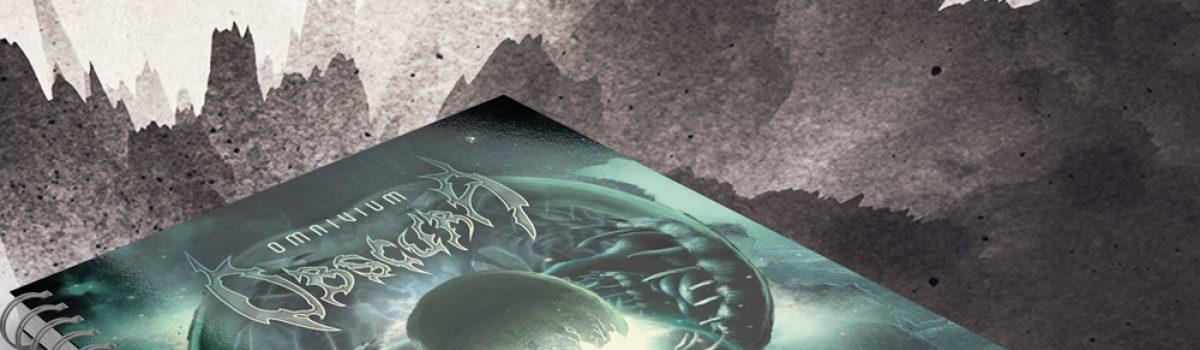 """Obscura   """"Omnivium"""" Guitar Tablature Book"""
