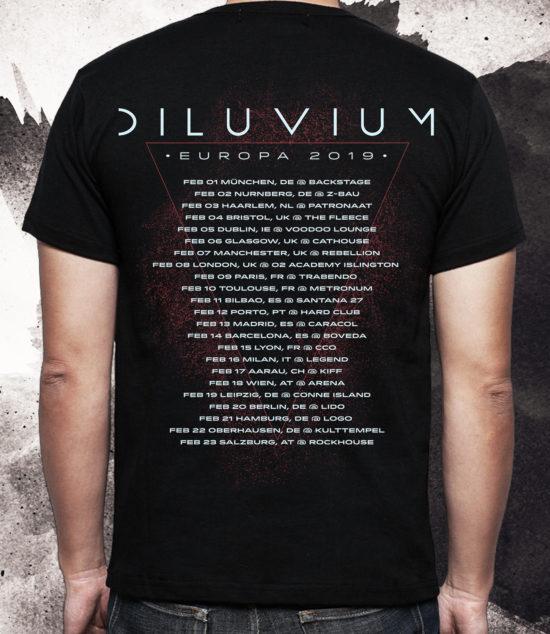 Diluvium | Europa 2019 Tour TS