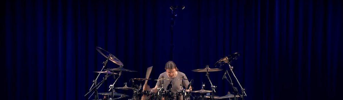 OBSCURA   New Drum Playthrough Video