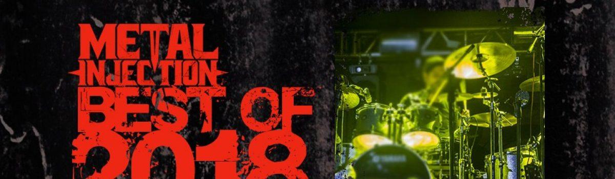 """OBSCURA   Sebastian Lanser nominated for """"Best Drummer 2018"""""""