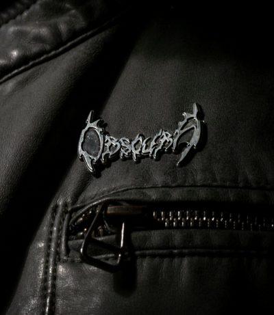 Obscura | Logo Pin Metal