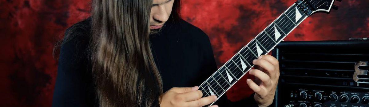 "OBSCURA   Share ""Emergent Evolution"" Guitar Playthrough Video"