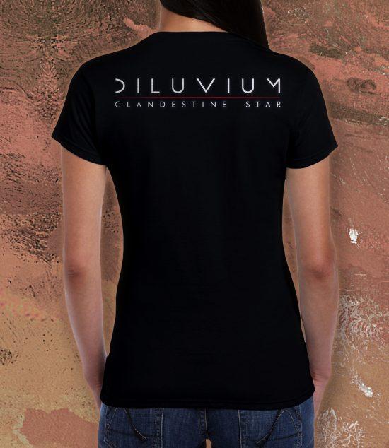 Diluvium | Clandestine Star Girlie