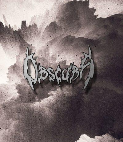 Obscura | Logo Big Patch