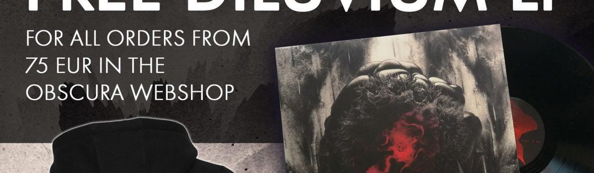 OBSCURA | free DILUVIUM LP