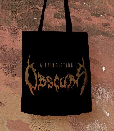 A Valediction | Vinyl Bag
