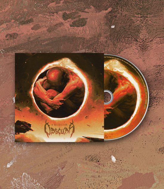 A Valediction | Digipak CD